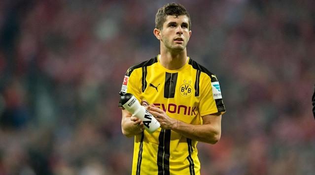 In the wake of the attempted terrorist attack on the Borussia Dortmund team bus last week, Mark Pulisic opened up about the traumatic experience for his son, U.