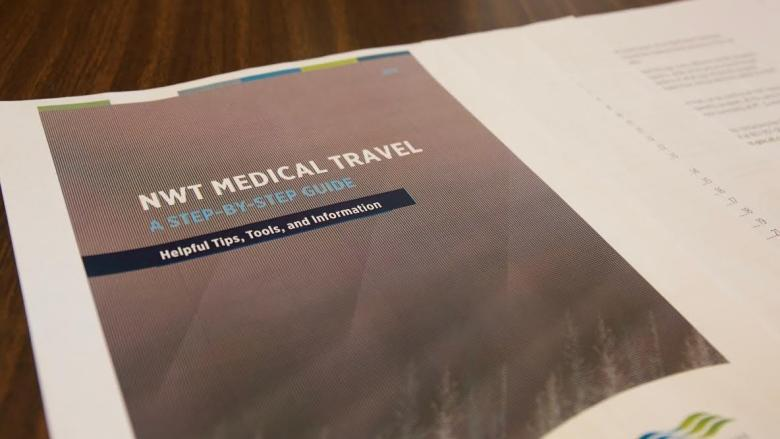 'Easy-to-read' N.W.T. medical travel guide not published in Indigenous languages