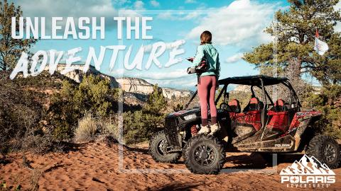 Unleash the Adventure: Polaris Adventures Launches First-Ever Multi-Faceted Marketing Campaign
