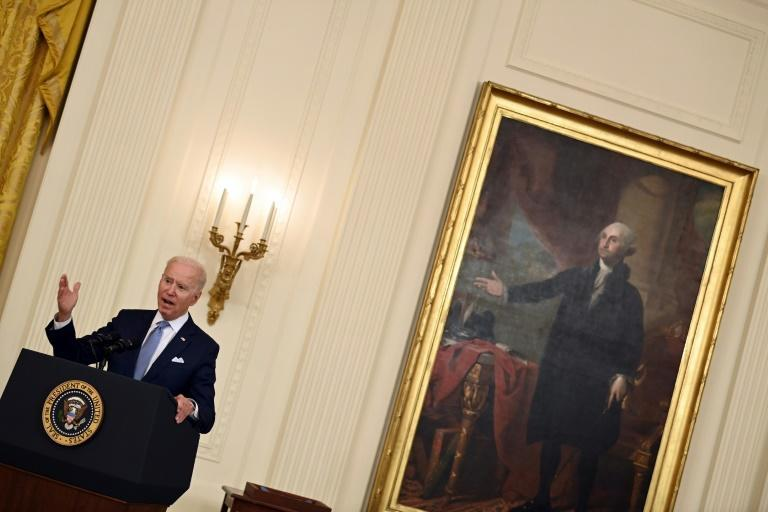 US President Joe Biden is putting a focus on South Korea and Japan as strong allies
