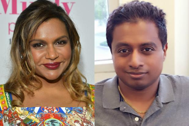 Mindy Kaling's Brother Calls Her A Slut…