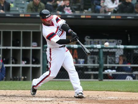 MLB: Texas Rangers at Chicago White Sox