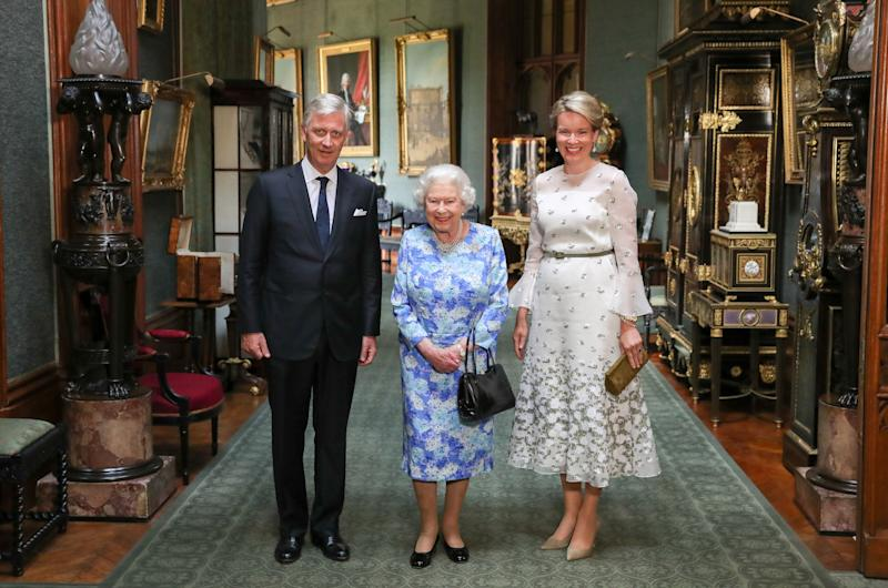 Did Queen Elizabeth Snub President Trump By Wearing This Accessory?