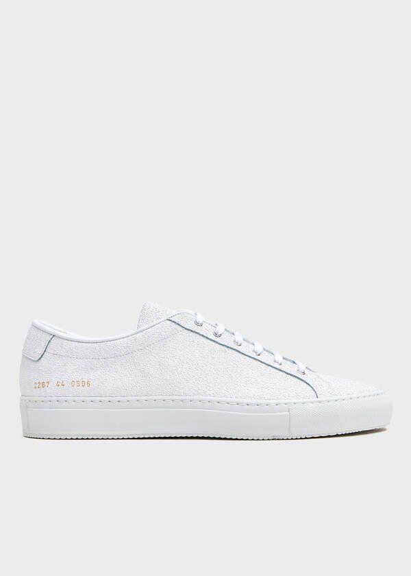 """<p><strong>Common Projects</strong></p><p>needsupply.com</p><p><strong>$274.00</strong></p><p><a href=""""https://go.redirectingat.com?id=74968X1596630&url=https%3A%2F%2Fneedsupply.com%2Fachilles-low-premium-sneaker-in-white%2FM108578.html&sref=https%3A%2F%2Fwww.esquire.com%2Fstyle%2Fmens-fashion%2Fg33251966%2Fneed-supply-closing-summer-sale%2F"""" rel=""""nofollow noopener"""" target=""""_blank"""" data-ylk=""""slk:Buy"""" class=""""link rapid-noclick-resp"""">Buy</a></p><p>C'mon. At that price this shoe sells itself. </p>"""