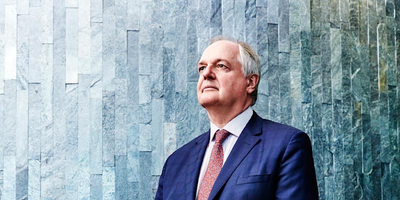 Paul Polman, Co-founder & Chair, IMAGINE. Photo: IMAGINE