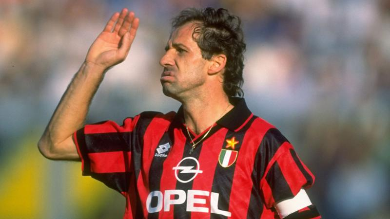Milan great Baresi gives his picks for the world's best defenders