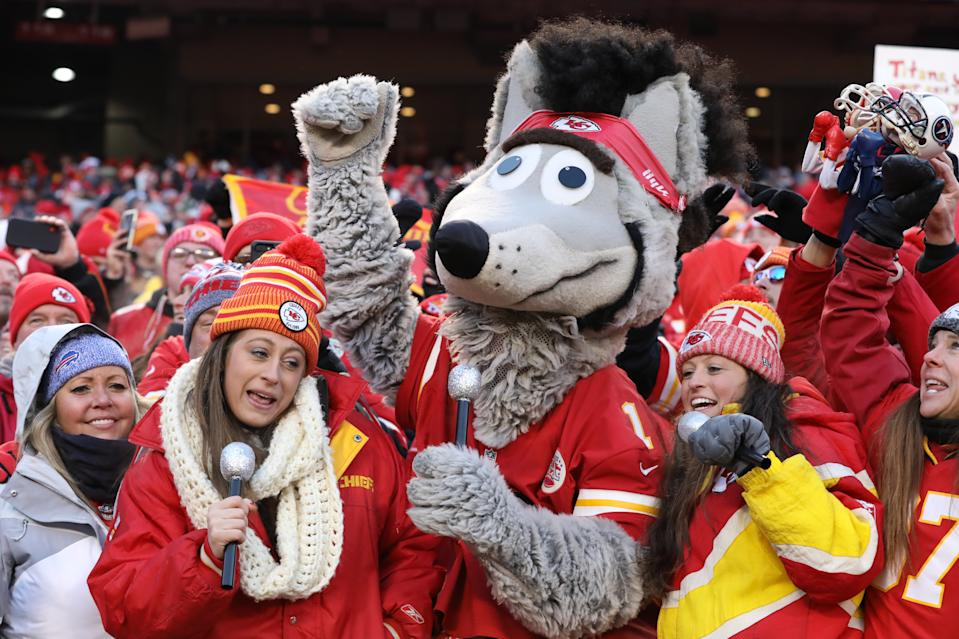 Arrowhead Stadium, home of the Kansas City Chiefs, is among the loudest venues in the NFL. (Photo by Scott Winters/Icon Sportswire via Getty Images)