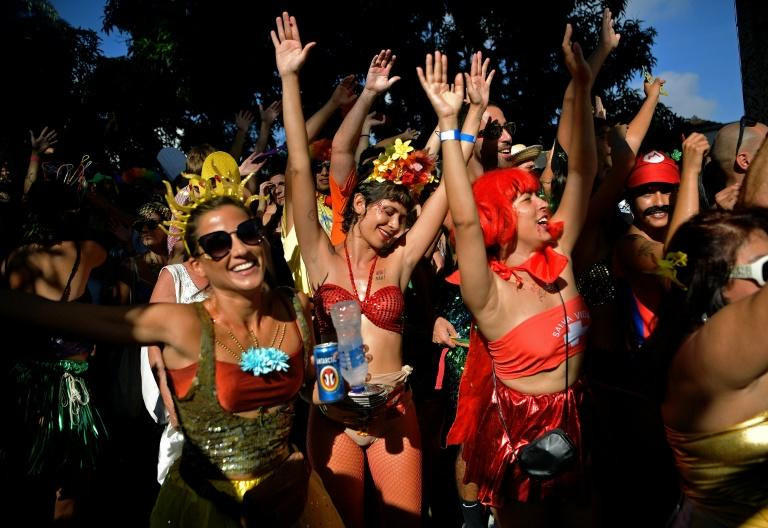 After organizers announced  they were indefinitely postponing the samba school parades because of the pandemic, the association responsible for the biggest street parties said it was following suit