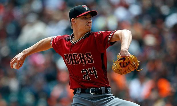 D-backs could activate Luke Weaver from IL this weekend vs. Padres