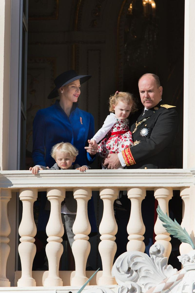 The National Day of Monaco takes place every year on November 19th, which is also the day Prince Albert took over the throne. Photo: Getty Images