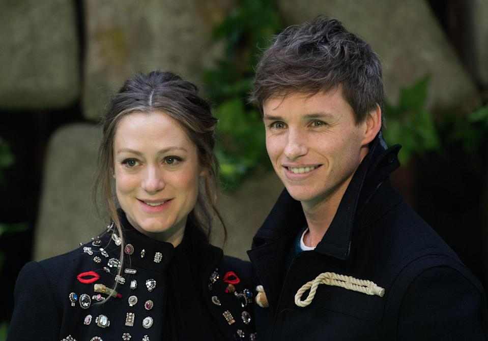 """<p>Huge congratulations to Eddie Redmayne and wife Hannah Bagshawe, who have welcomed their second baby – a bouncing boy named Luke. The couple announced the happy news in The Times on Sunday: """"On 10th March 2018 to Hannah (Bagshawe) and Edward, a son, Luke Richard Bagshawe, brother to Iris."""" Little Luke joins big sister, Iris Mary, two, who was born in June 2016. <em>[Photo: Getty]</em> </p>"""
