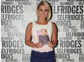 PHOTOS: TOWIE's Sam Faiers Ditches Marbella To Sign Copies Of New Book