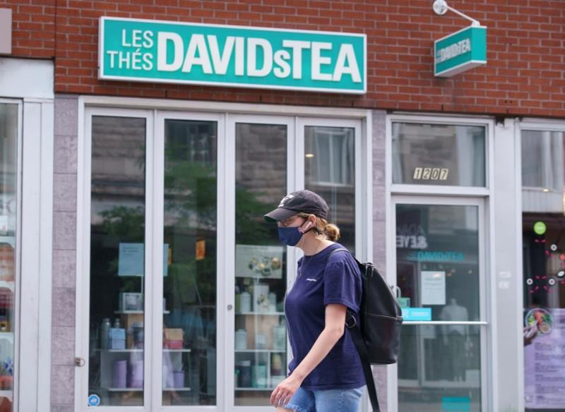 DavidsTea granted court protection while it negotiates with landlords