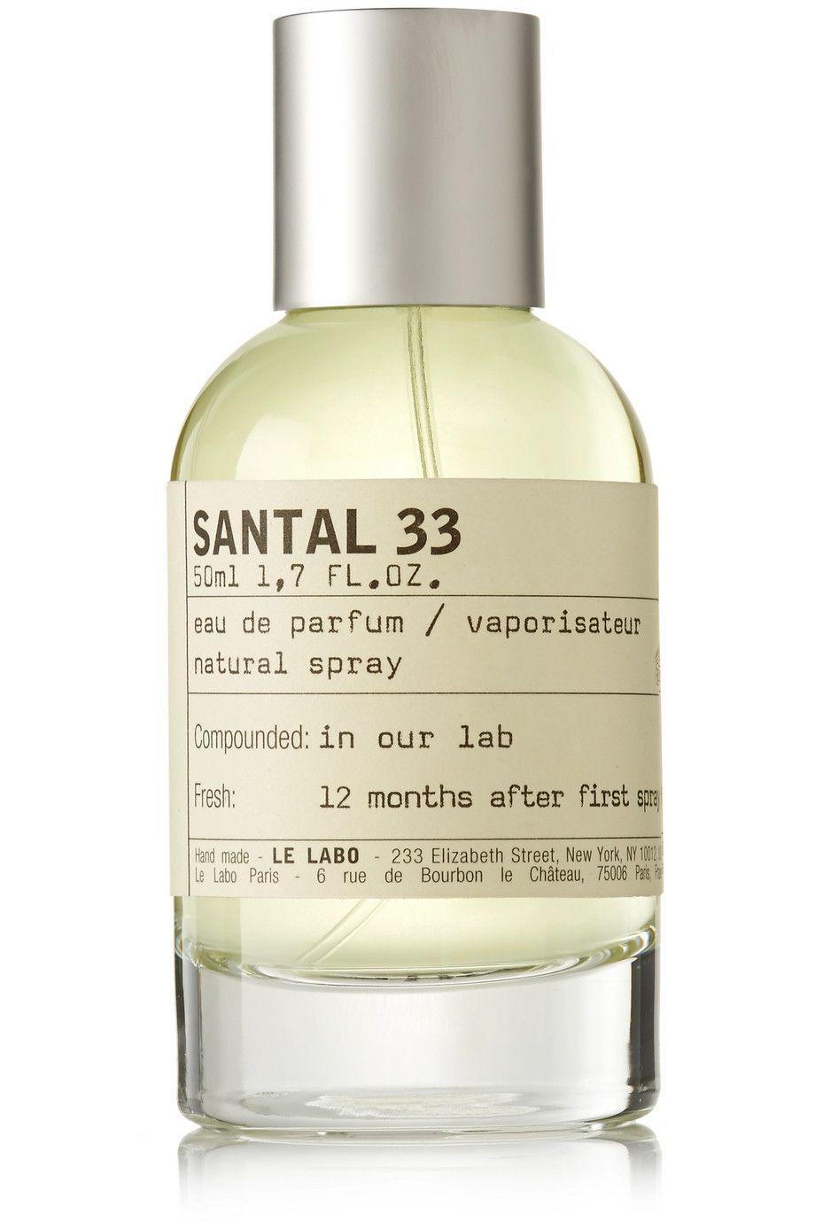 "<p>Cool-girl fragrance brand, Le Labo, are known for creating recognisable scents that become cult classics. Santal 33 is everyone's favourite, the woody amber scent is lightened with notes of violet and cardamom. </p><p> <a class=""link rapid-noclick-resp"" href=""https://go.redirectingat.com?id=127X1599956&url=https%3A%2F%2Fwww.net-a-porter.com%2Fgb%2Fen%2Fproduct%2F958395%2FLe_Labo%2Fsantal-33-eau-de-parfum-50ml&sref=http%3A%2F%2Fwww.cosmopolitan.com%2Fuk%2Fbeauty-hair%2Fg23448484%2Fnet-a-porter-beauty-products%2F"" rel=""nofollow noopener"" target=""_blank"" data-ylk=""slk:buy now"">buy now</a></p>"