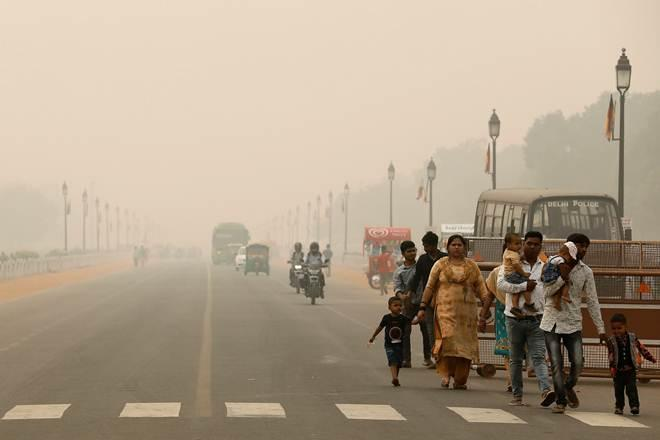 delhi air quality today, delhi air pollution, arvind kejriwal news, air pollution in delhi