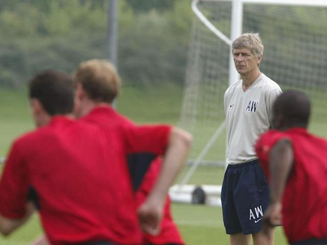 Arsene Wenger has spent 12 years at Arsenal now - so where are they heading?: Getty