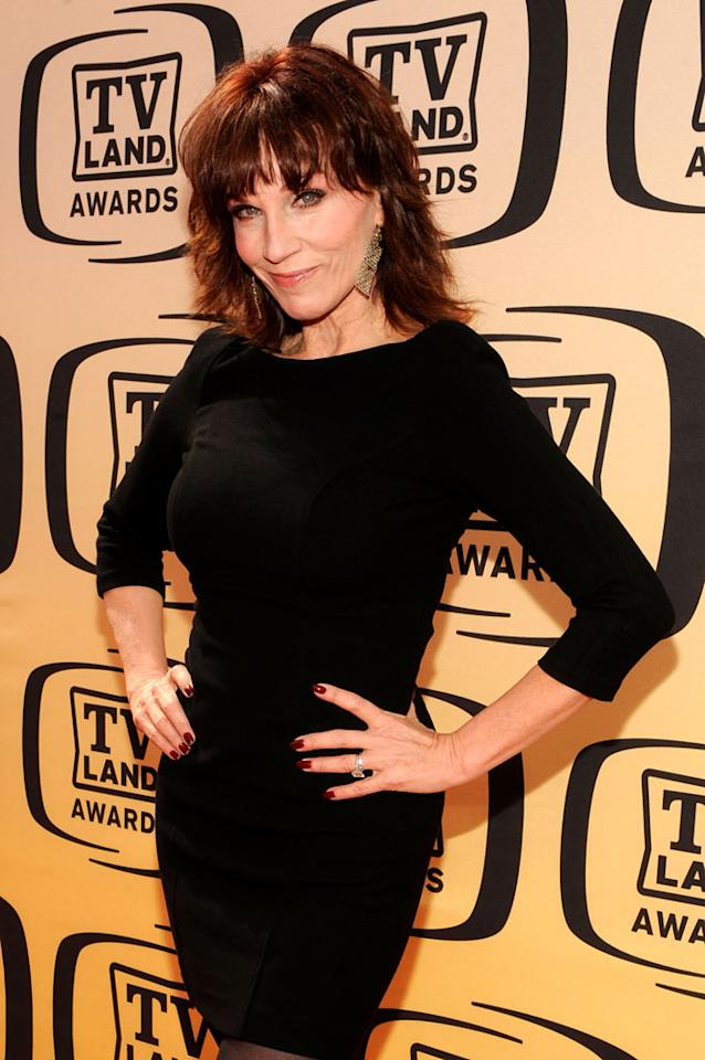"""Marilu Henner (""""Taxi"""") arrives at the <a href=""""/the-8th-annual-tv-land-awards/show/46258"""">8th Annual TV Land Awards</a> held at Sony Studios on April 17, 2010 in Culver City, California. The show is set to air Sunday, 4/25 at 9pm on TV Land."""