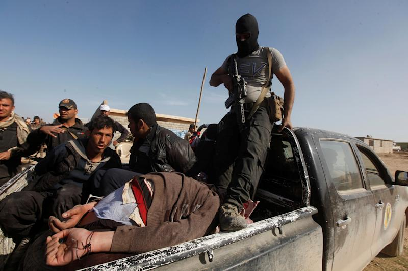 Islamic State Emir Killed By Iraqi Forces In Western Mosul