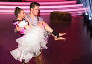 "<p><em>DWTS </em>has survived 28 seasons, but not without a few injuries. Sometimes contestants are cleared to dance, but if an injury is deemed too serious for them to continue, they're<a href=""https://www.usmagazine.com/entertainment/pictures/dancing-with-the-stars-stars-forced-to-quit-the-show/dorothy-hamill/"" rel=""nofollow noopener"" target=""_blank"" data-ylk=""slk:forced to drop out"" class=""link rapid-noclick-resp""> forced to drop out</a> of the competition.</p>"