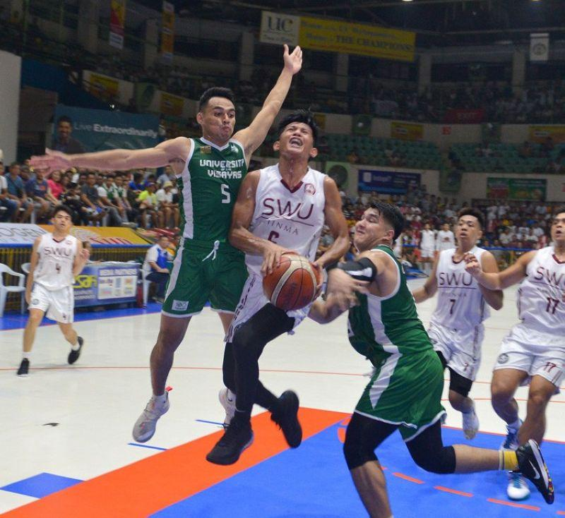SWU-Phinma star's basketball journey comes full circle