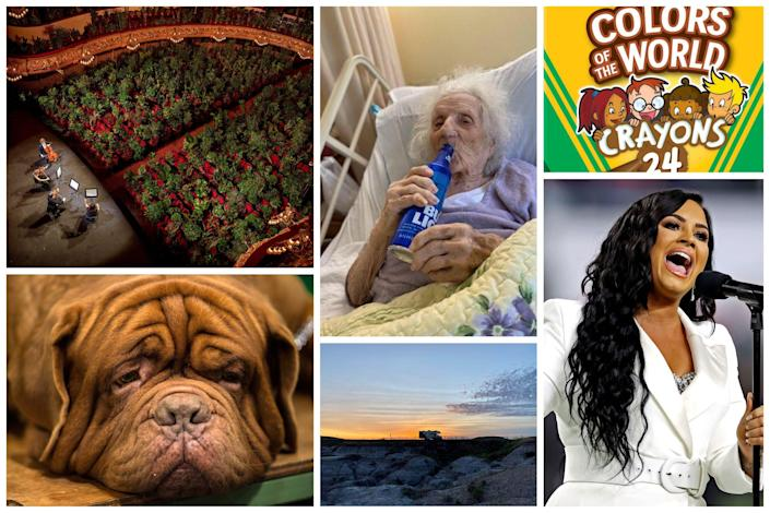 There are some good things that happened in 2020, like the woman who celebrated COVID-19 recovery with a beer or the new line of crayons from Crayola in a range of skin tones. We found 100 positive stories.