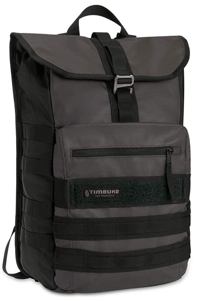 """<p><strong>Timbuk2</strong></p><p>rei.com</p><p><strong>$68.73</strong></p><p><a href=""""https://go.redirectingat.com?id=74968X1596630&url=https%3A%2F%2Fwww.rei.com%2Fproduct%2F189158&sref=https%3A%2F%2Fwww.goodhousekeeping.com%2Fclothing%2Fg27508273%2Fbest-college-backpacks%2F"""" rel=""""nofollow noopener"""" target=""""_blank"""" data-ylk=""""slk:Shop Now"""" class=""""link rapid-noclick-resp"""">Shop Now</a></p><p>If your new university is known for inclement weather, a waterproof laptop backpack is a must. Avoid ruining your laptop on day one with the Timbuk2 laptop backpack that's designed to handle the outdoors with <strong>water-resistant TPU and canvas fabric</strong>. With a large roomy interior, reviewers love that the straps are adjustable, and there's a sternum strap, perfect to use when biking or traveling. </p>"""