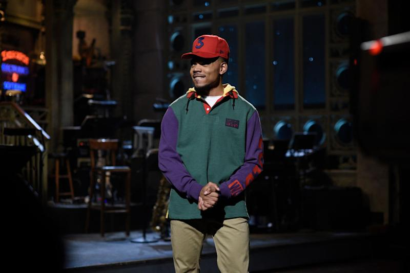 Chance The Rapper Will Host And Perform On SNL In 2 Weeks
