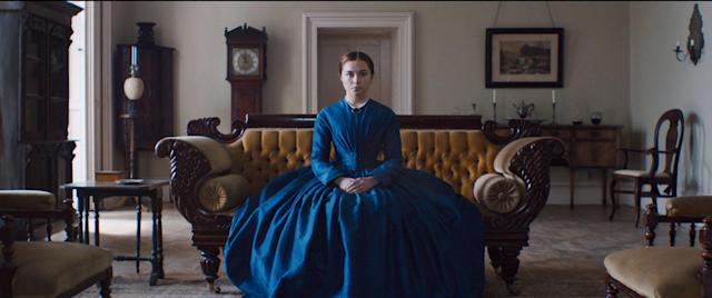 <p><b>Why it's great: </b>Florence Pugh delivered 2017's most ferocious big-screen performance as a young 19th-century woman who, stuck in a miserable arranged marriage in the middle of the English countryside, strikes back in ways both devious and demented. <br><br><b>Nomination it deserves:</b> Best Actress — Florence Pugh<br><br>(Photo: <span>Roadside Attractions/Courtesy of Everett Collection)</span> </p>