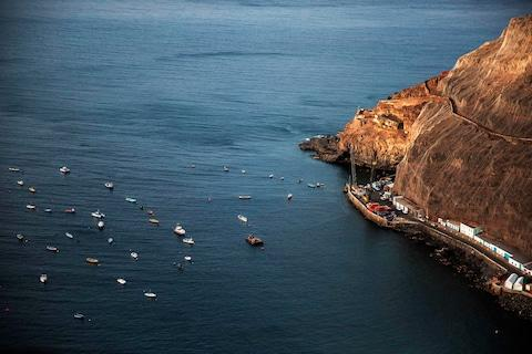 St Helena - Credit: GETTY