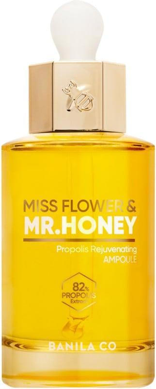 <p>The lightweight yet nourishing <span>Banila Co Miss Flower &amp; Mr. Honey Ampoule</span> ($52) is packed with antioxidants that will brighten and revive your skin giving you that glow from within look. </p>