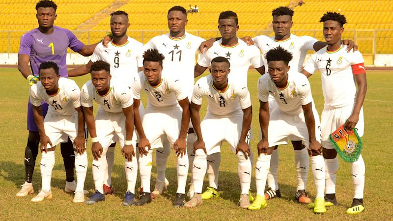 Olympic Games: Ghana invite 24 players ahead of U23 Afcon qualifier against Algeria