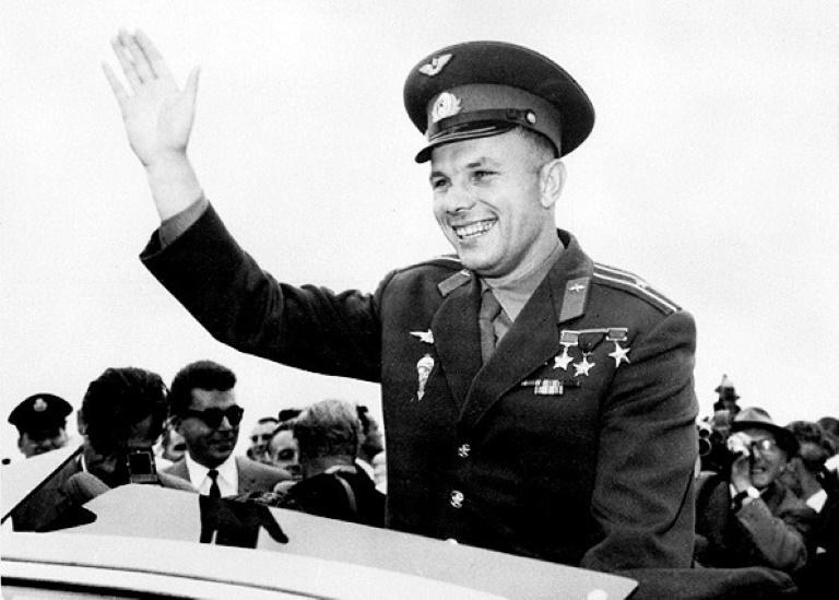 Gagarin's mission was a propaganda coup for the Soviet Union, a huge win in the space race with the West