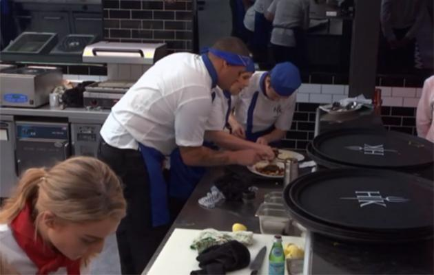 """""""Too many cooks ensure everything is done better and faster, the best seasoning is team work etc"""" as the saying goes. Source: Channel Seven"""