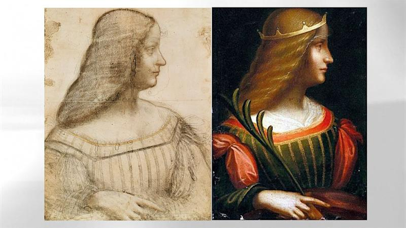 Possible Leonardo da Vinci Artwork Found in Swiss Vault