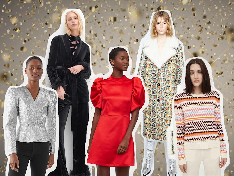 <p>Many of us are itching to dress up after a year of loungewear</p> (The Independent)