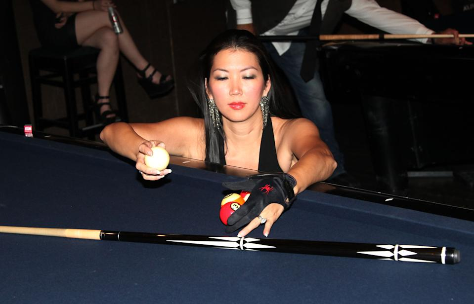 Jeanette Lee, known as pool's