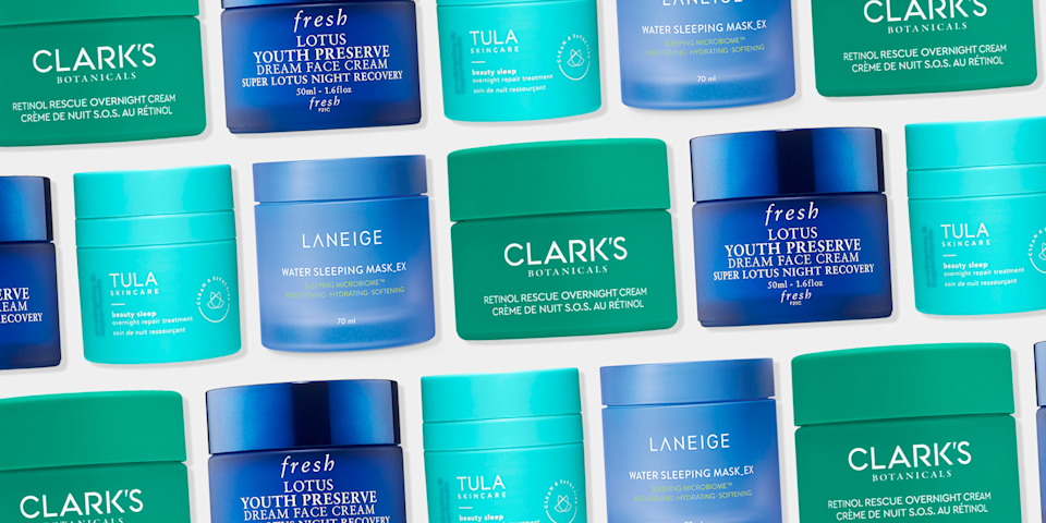 """<p>The skin repairs and restores itself while you sleep—which is exactly why nighttime is the best time to treat any and every issue, whether you're in your 20s and struggling with oily skin, in your 30s and <a href=""""https://www.oprahdaily.com/beauty/skin-makeup/g29529033/best-dark-spot-correctors/"""" rel=""""nofollow noopener"""" target=""""_blank"""" data-ylk=""""slk:dealing with dark spots"""" class=""""link rapid-noclick-resp"""">dealing with dark spots</a>, or in your 40s and <a href=""""https://www.oprahdaily.com/beauty/g30244855/best-moisturizers-for-dry-skin/"""" rel=""""nofollow noopener"""" target=""""_blank"""" data-ylk=""""slk:distressed over dry skin"""" class=""""link rapid-noclick-resp"""">distressed over dry skin</a>. (Psst, it's also why they call it beauty sleep.) </p><p>The key to a great p.m. routine (besides <a href=""""https://www.oprahdaily.com/beauty/skin-makeup/a33010277/how-often-should-you-wash-your-face/"""" rel=""""nofollow noopener"""" target=""""_blank"""" data-ylk=""""slk:washing your face"""" class=""""link rapid-noclick-resp"""">washing your face</a>, of course)? A hardworking night cream. """"Those with sensitive skin, rosacea-prone skin, <a href=""""https://www.oprahdaily.com/beauty/skin-makeup/g26567345/best-anti-aging-creams/"""" rel=""""nofollow noopener"""" target=""""_blank"""" data-ylk=""""slk:anti-aging"""" class=""""link rapid-noclick-resp"""">anti-aging</a> concerns, and even acne will benefit from <a href=""""https://www.oprahdaily.com/beauty/skin-makeup/g25020309/best-face-moisturizers/"""" rel=""""nofollow noopener"""" target=""""_blank"""" data-ylk=""""slk:hydrating the skin"""" class=""""link rapid-noclick-resp"""">hydrating the skin</a> effectively overnight,"""" says Erum Ilyas, a board-certified dermatologist in Philadelphia. Now, if you're like us, you might be wondering: <em>Can't I just use my regular moisturizer? </em>You can—but night creams are specifically designed to really work for, well, night. They're often thicker than daytime moisturizers and may contain ingredients (like heavy doses of exfoliating alpha hydroxy acids and retinol) that shouldn't be u"""