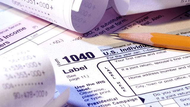 IRS Says Tax Filing Starting Later