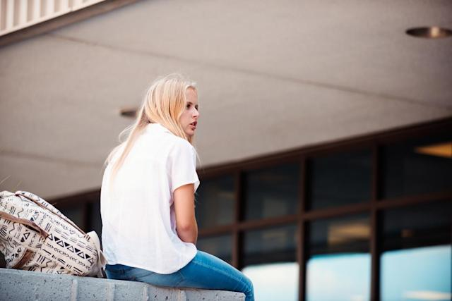 Student does not know why she was dress-coded. (Photo: Getty Images)