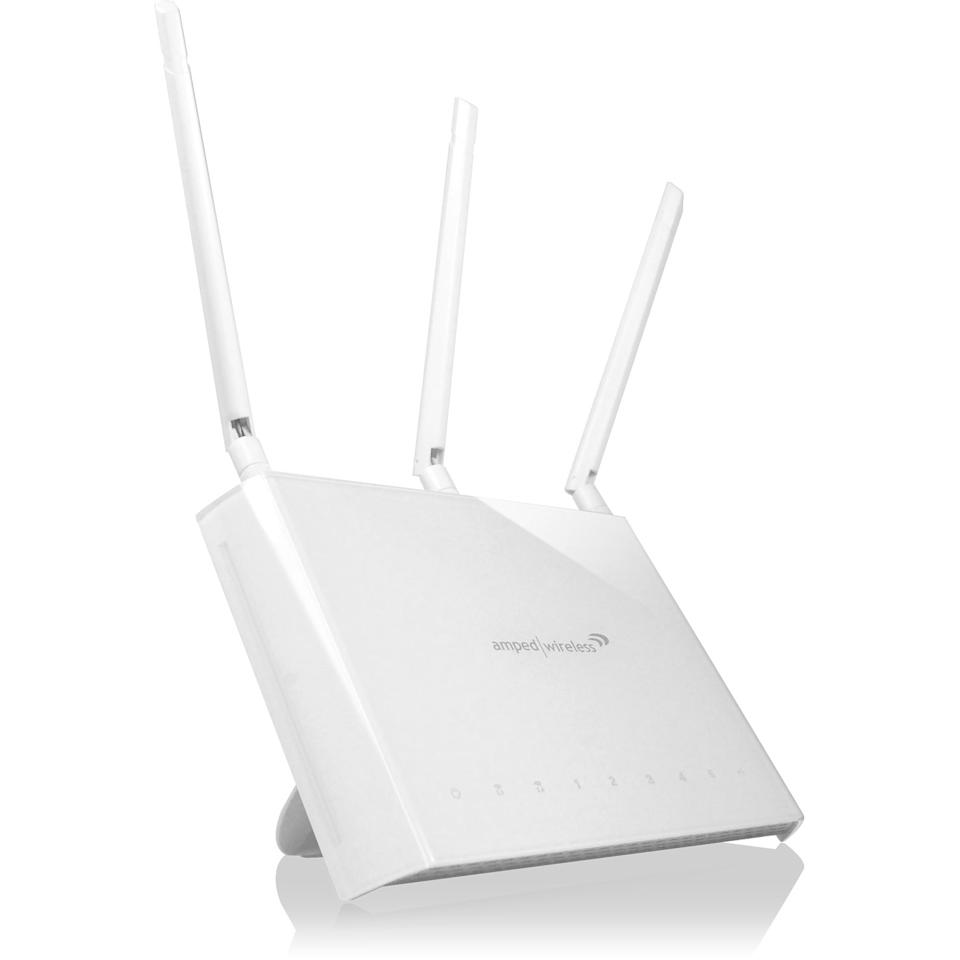 "<h2>Walmart High Power 700mW Dual Band AC Wi-Fi Range Extender</h2><br><strong>Perks: Sturdy & Reliable</strong><br>This extender may be bigger than your router, but for good reason — it comes with powerful 5-gigabit ports for more network devices.<br><strong><br>The Hype:</strong> 4.6 out of 5 stars and 129 reviews <br><strong><br>Strong Signalers:</strong> ""Got this one and it totally rocks! Definitely worth the price! No buffering issues whatsoever. Did I mention that we love it? Lol.""<br><br><em>Shop <strong><a href=""https://www.walmart.com/tp/amped-wireless"" rel=""nofollow noopener"" target=""_blank"" data-ylk=""slk:Amped Wireless"" class=""link rapid-noclick-resp"">Amped Wireless</a></strong></em><br><br><strong>Amped Wireless</strong> High Power 700mW Dual Band AC Wi-Fi Range Extender, $, available at <a href=""https://go.skimresources.com/?id=30283X879131&url=https%3A%2F%2Fwww.walmart.com%2Fip%2FHigh-Power-700mW-Dual-Band-AC-Wi-Fi-Range-Extender%2F28877563"" rel=""nofollow noopener"" target=""_blank"" data-ylk=""slk:Walmart"" class=""link rapid-noclick-resp"">Walmart</a>"