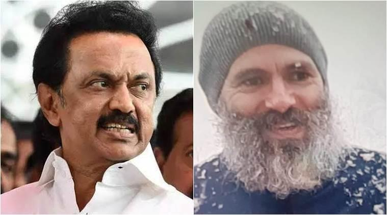 DMK chief Stalin 'troubled' to see Omar Abdullah's bearded photo
