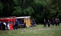 French policewoman badly wounded in attack in western France