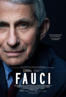 Pyxis Partners is proud to recognize founder and CEO Michael Manganiello's insight and commentary in theatrical debut of FAUCI, a major new feature documentary about the nation's top infectious disease expert and dedicated public servant Dr. Anthony Fauci, M.D.