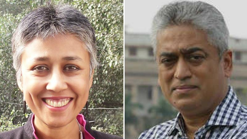 Sardesai Warned of Legal Action for Calling Nandini Sundar on Show