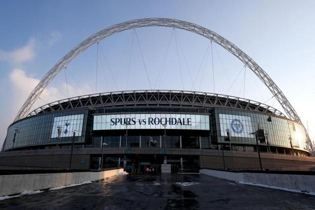 Tottenham vs Rochdale LIVE latest score: FA Cup 2017-18 goal updates, TV and how to watch online, team news and line-ups at Wembley