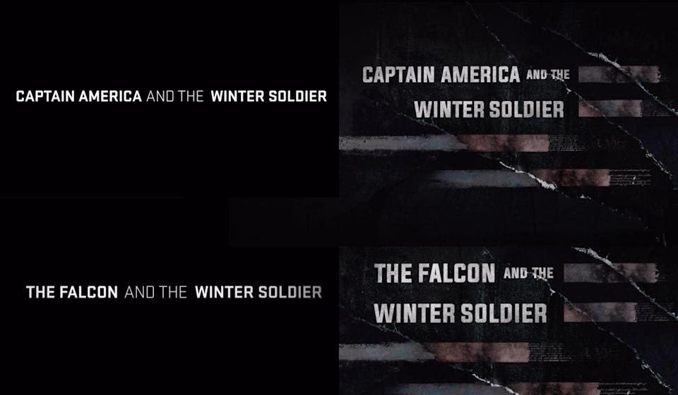 the falcon and the winter soldier 106 new title card