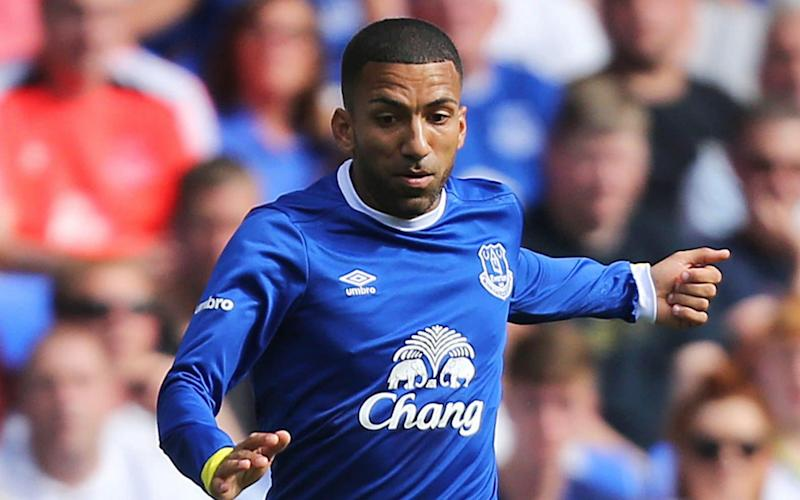 The pressure on footballers such as Aaron Lennon is heavier than it ever has been, says his Everton manager - PA