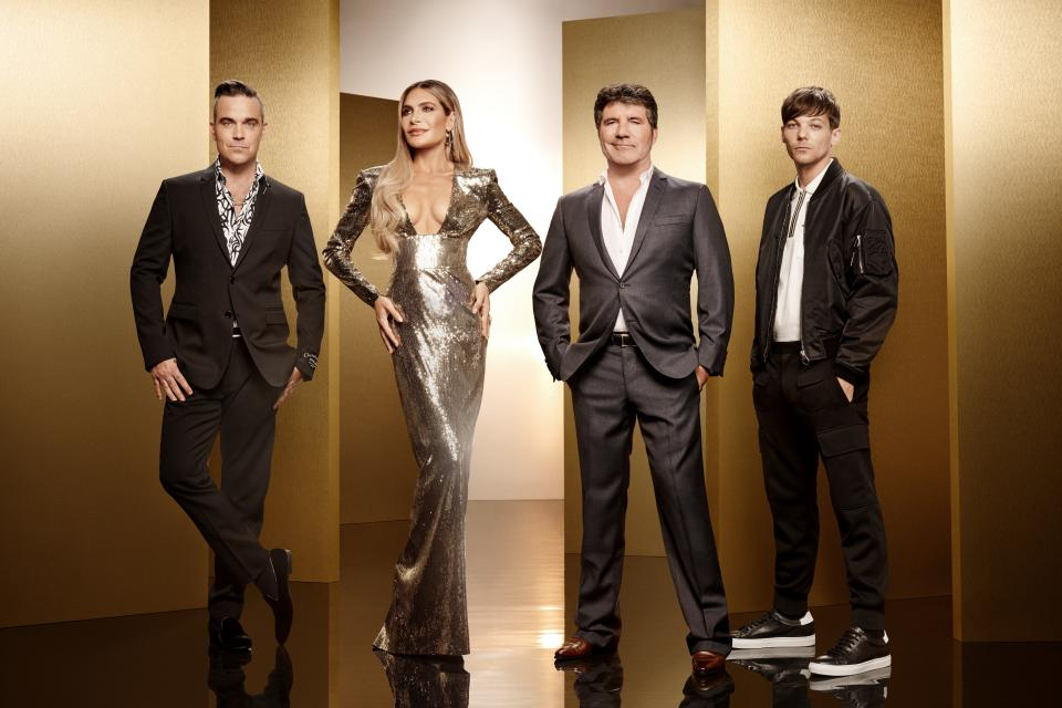 <p>Viewers said that the judges sounded like Daleks. </p>