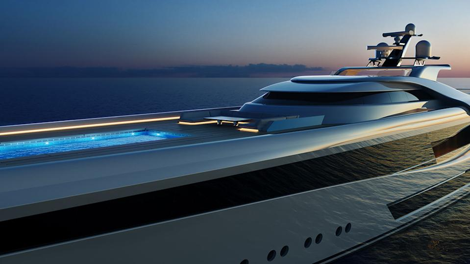 Feadship Project 3073