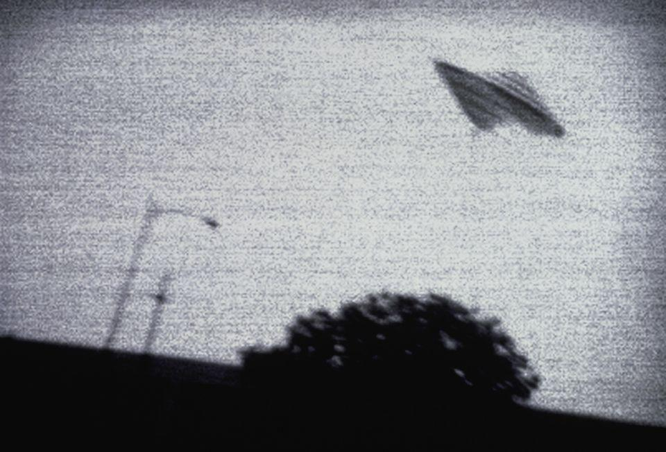 Two pilots claimed it was a UFO. Photo: Getty
